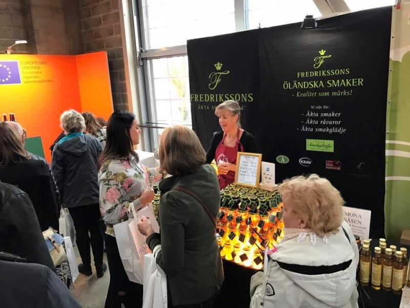 Passion för mat i GBG gillar Fredrikssons