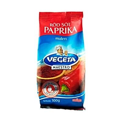 Röd paprika pulver (mild)
