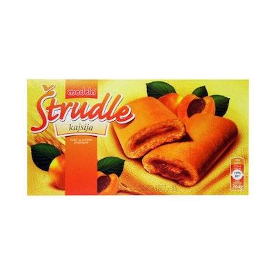 Strudel kakor-aprikos