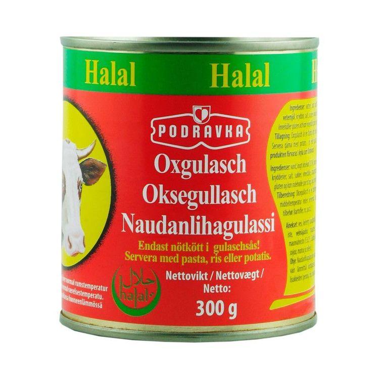 Oxgulasch Näringsinnehåll Per 100 g; Energi 470  kj/ 112 kcal, Fett 6,9 g, Varav mättat fett 3,4 g, Kolhydrat 1,8 g, Varav sockerarter 1,4 g, Protein 11 g, salt 1,5 g.