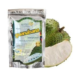 Torkad Guanabana