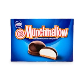 Munchmallowkakor
