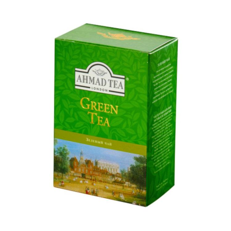 Ahmad Tea grönt te Perfekt för grönt te älskare, detta är ett urval av Ahmad tea's mest populära gröna teer: Mint Mystique, Jasmine Romance, Green Tea Pure and Lemon Vitality.