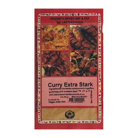 Curry extra stark 60g