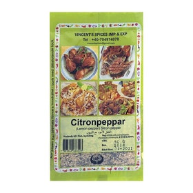 Citronpeppar 50g