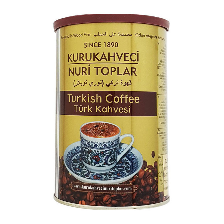 Turkiskt kaffe vilket håller högsta kvalitet ifrån landets äldsta och bästa kafferosteri. Ett varumärke för kaffeälskare. Turkiskt kaffe vilket håller högsta kvalitet ifrån landets äldsta och bästa ka