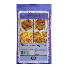 Shawarmakrydda 50g