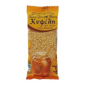 Sesambar med Kypseli honung