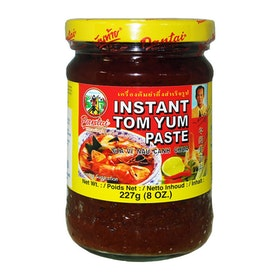 Instant tom yum pasta
