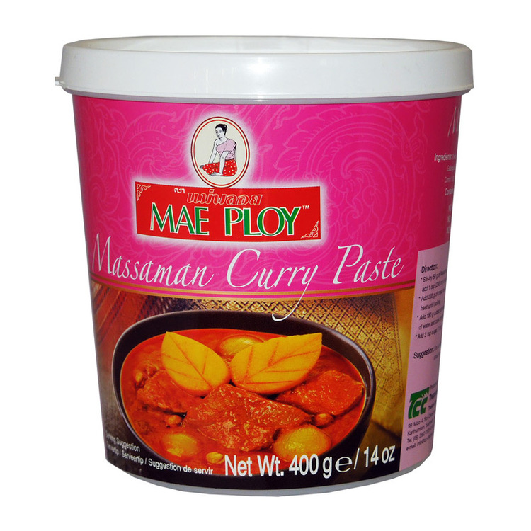 Massaman currypasta