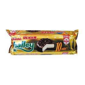Halley Chokladkex med marshmallow 300g