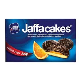 Jaffakakor med apelsinmarmelad