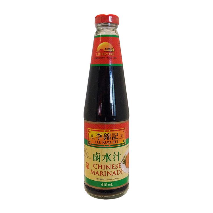 Kinesisk marinad Lee Kum Kee Chinese Marinade är gjord av en exotisk blandning av kryddor. Läckra för att bräda fjäderfä och kött.