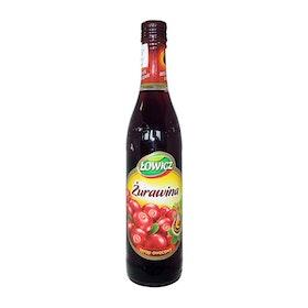 Tranbärssirap