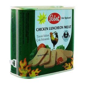 Kyckling Lunchkorv - halal 340g - stark