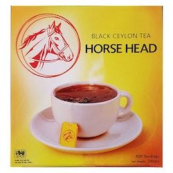 Horse head ceylon tea 100 st tepåsar