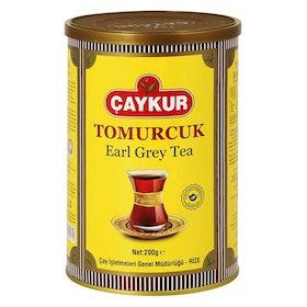 Earl Grey te smaksatt med bergamott