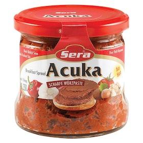 Acuka - Stark Bredbart medelhavspålägg