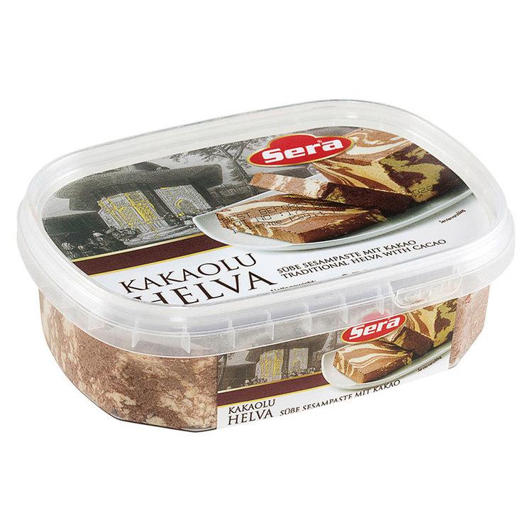 Halva - söt sesam pasta med kakao 700g