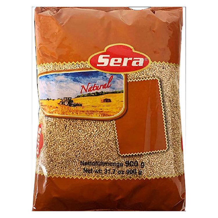 Quinoa, även kallad mjölmålla, är en ört som växer vilt i Sydamerika. Den beskrevs av den tyske botanikern Carl Ludwig Willdenow 1798. Växtens frön är ätliga och anses innehålla en god sammansättning