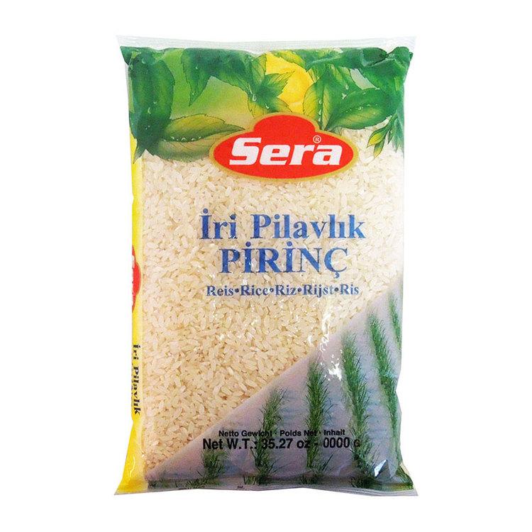 5kg Tosya ris - rundkornigt ris från Sera.