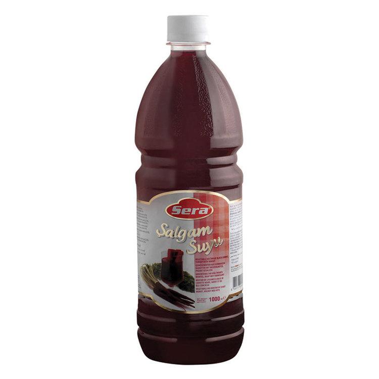 Shalgam - Majrova juice: Detta är en populär turkisk dryck som har sitt ursprung i södra Turkiet. Underbara juice vilken är tillverkad av svart morot, pickles som är saltad, kryddad och smaksatt med R