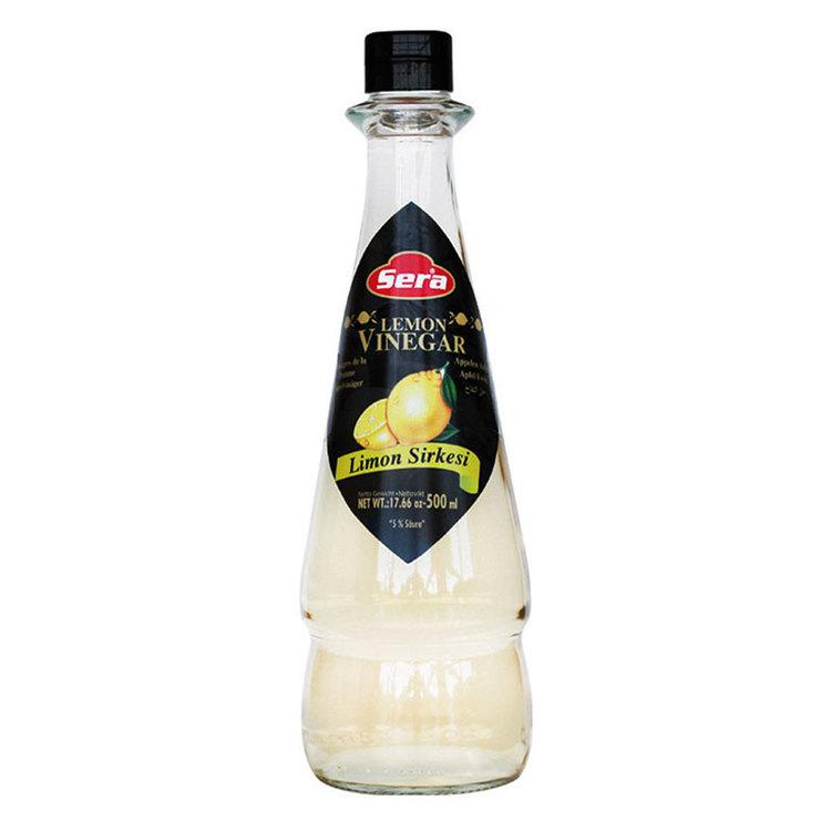 Citronvinäger med syrlig karaktär. Ger en syra till all typ av matlagning, från såser och sallader till olika fiskrätter.