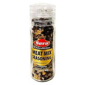 Köttkrydda mix i kryddkvarn 80g