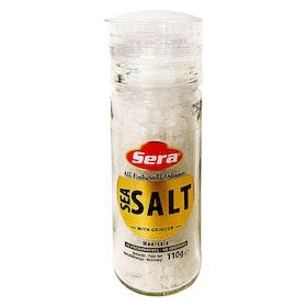 Havssalt i saltkvarn 110g