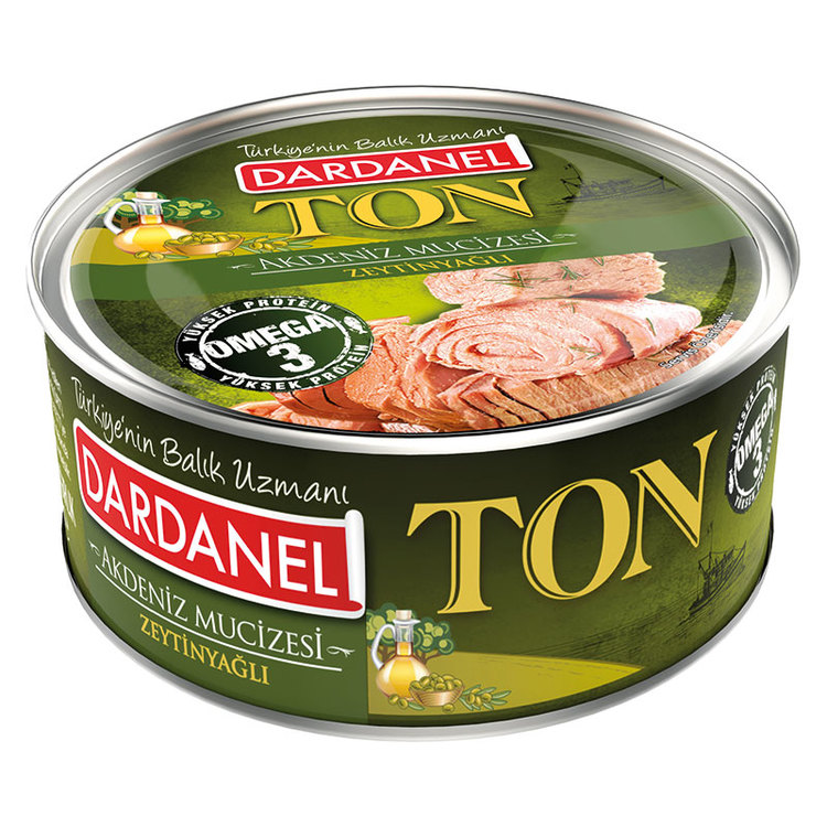 Tonfisk i olivolja