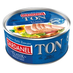 Tonfisk i solrosolja