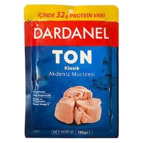 Tonfisk i solrosolja - påse