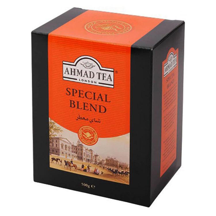 En inspirerande blandning av de finaste svarta teen subtilt infunderad med bergamott för att skapa den klassiska Earl Grey. Bäst att dricka utan mjölk. Njutbart tillsammans med en citronskiva för att