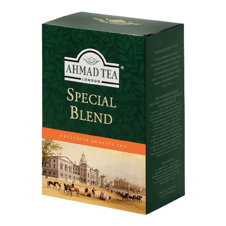 En inspirerande blandning av de finaste svarta te. Bäst att dricka utan mjölk. Njutbart tillsammans med en citronskiva för att fånga de bästa tonerna..