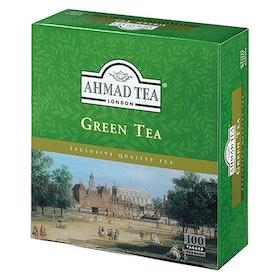 Ahmad Tea grönt te 100 tepåsar