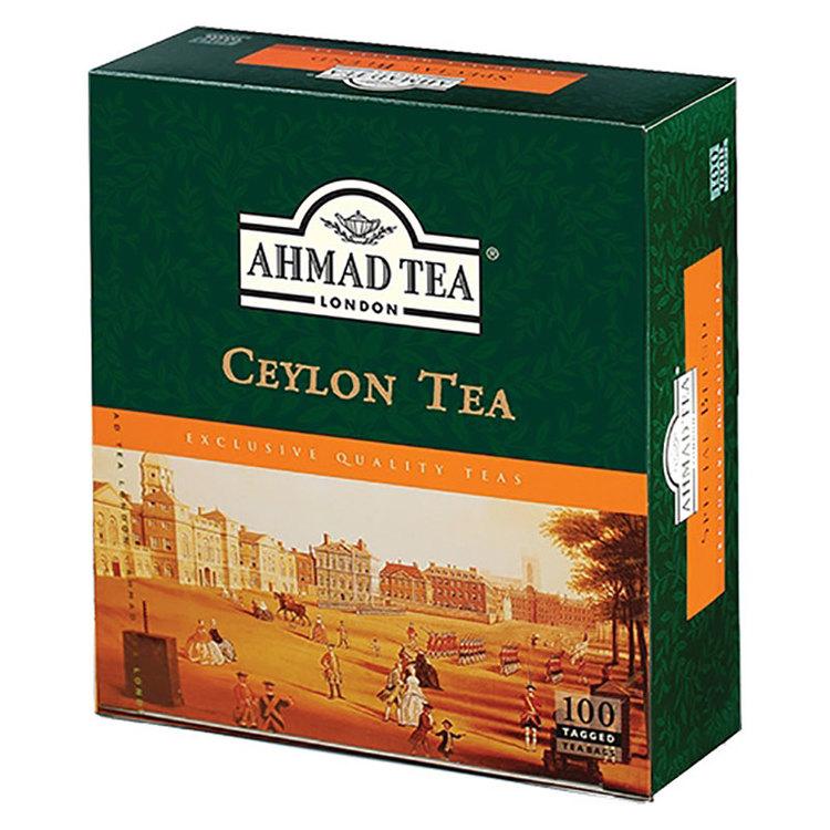 Sri Lanka beskrivs ofta som ön, juvelen i Indiska oceanen och Ceylons teer är så rika och inbjudande som historia och kulturarv av landet självt. Ahmad tea's Ceylon te är en blandning av de finaste hi