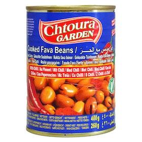 Bondbönor med chili 400g