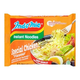 Snabbnudlar med special kycklingsmak 5-pack