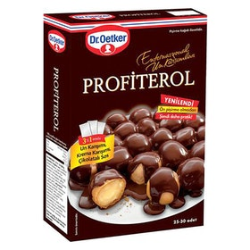 Dr. Oetker profiteroles mix