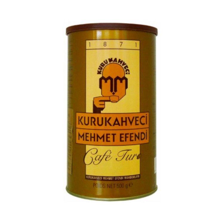 Turkiskt kaffe från kuru kahveci Mehmet efendi. Högsta kvalite.