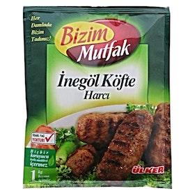 Turkiska inegöl köttbullar mix 76g