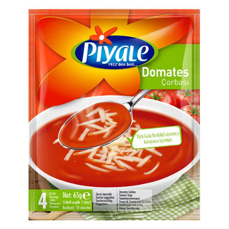 Tomatsoppa från Piyale.