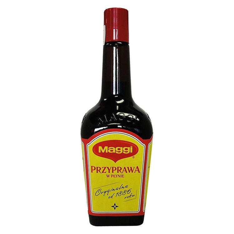 Unik smak. Används som smakförstärkare till både kött, fisk, sallader och i soppor. Påminner om sojasås.