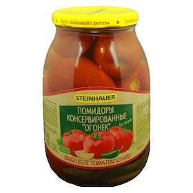 Tomater inlagda och starka - Ogonek
