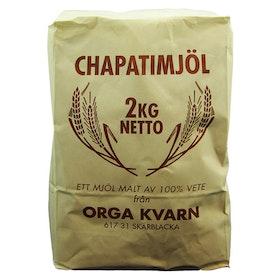 Chapatimjöl 2kg