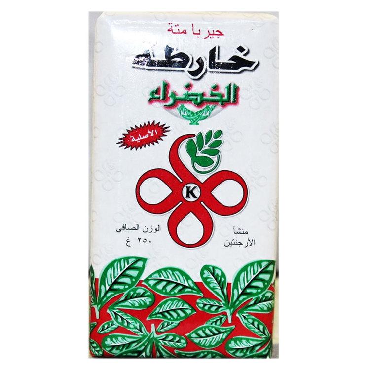 Kharta vita yerba mate te. Produkt av Argentina.