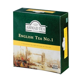 Ahmad Tea English tea 100 tepåsar