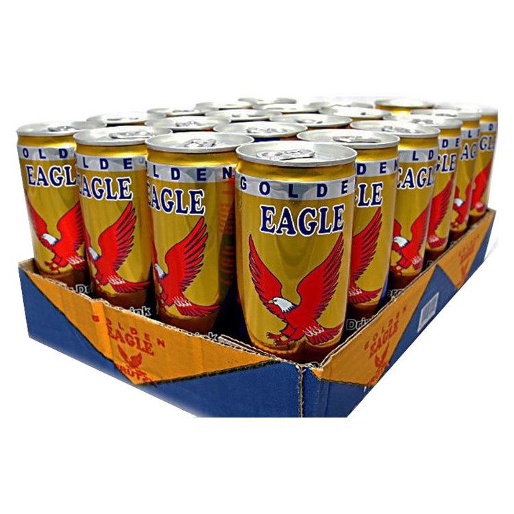 Uppfriskande Energidryck med taurin och koffein. Hög koffeinhalt (32mg/100ml). Ingredienser: vatten, socker, syra: (citronsyra E330), CO2 min. 3 gr/l, taurin (400 mg/l), koffein arom (320 mg/l), färgä