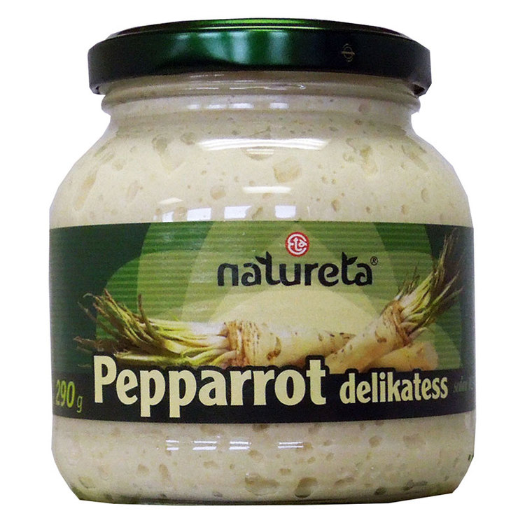 Pepparrot är naturens egen penicillin. En antiinflammatorisk rot som använts som läkeört sedan 1300-talet. Källa av dietiska fibrer!