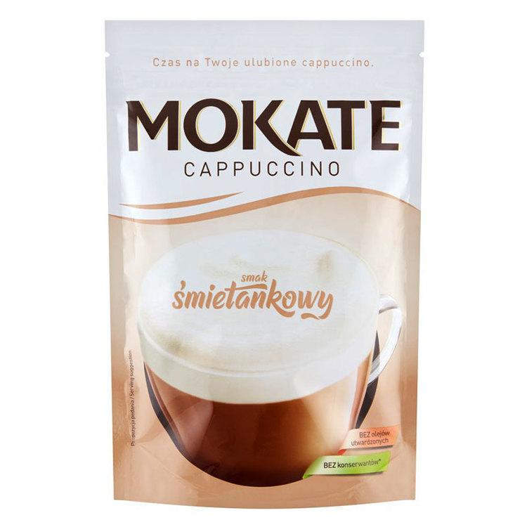 Ge dig själv ett ögonblick av nöje med din favoritcappuccino! Sammetstruktur och en underbar arom, toppad med ett krämigt skikt av frestande skum. Så här smakar äkta nöje!